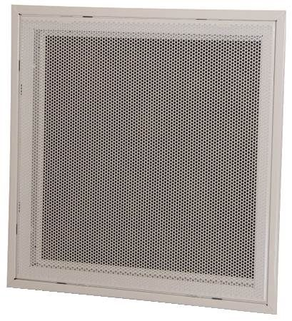 Commercial Perforated Face T-Bar Grilles