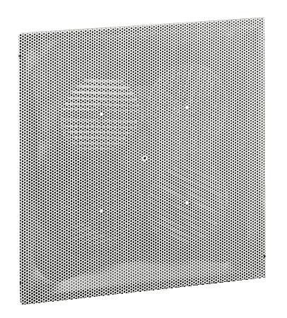 Commercial T-Bar Insulated Perforated Diffusers 24 24 W