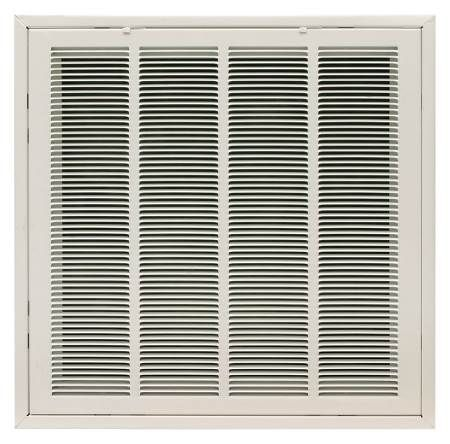659T 20 20 W Steel Lanced Face Tbar Return Air Grille