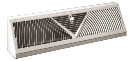 Baseboard Diffusers 15 GS