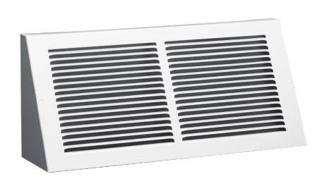 Baseboard Return Air Grilles 30 08 W