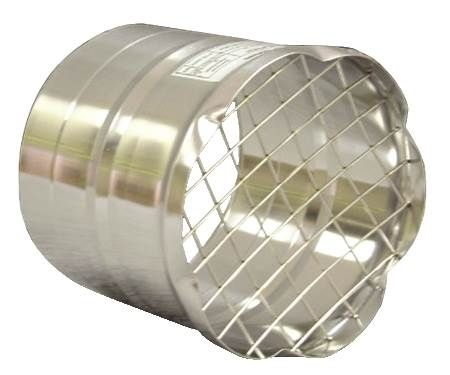 Single-Wall Stainless Steel Vent Piping FasNSeal® AL29-4C Direct Vent Systems