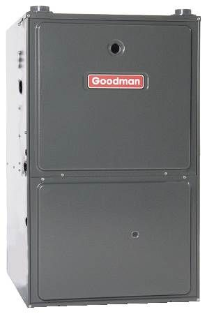 95% AFUE Upflow/Horizontal Gas Furnace GMVC95 Series, Two-Stage, Variable-Speed