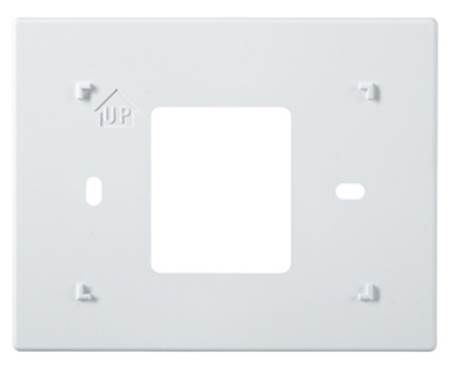 White Cover Plate for Redesigned Prestige® IAQ