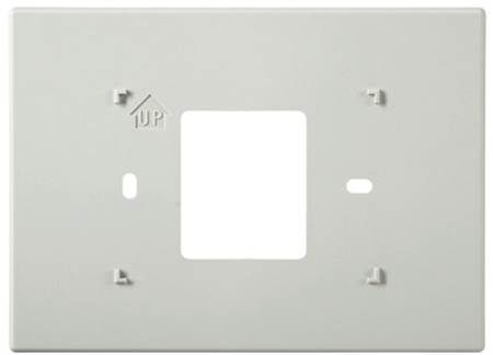 Gray Cover Plate for Redesigned Prestige® IAQ