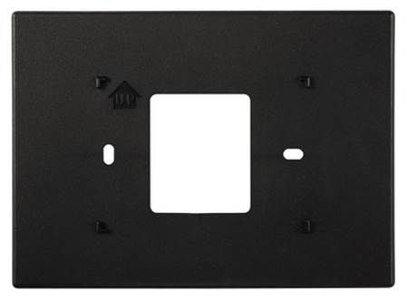 Black Cover Plate for Redesigned Prestige® IAQ