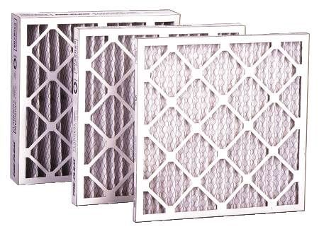 Extended Surface Pleated Filter PrePleat 40 Low Pressure Drop - Standard Capacity - 80055 Series