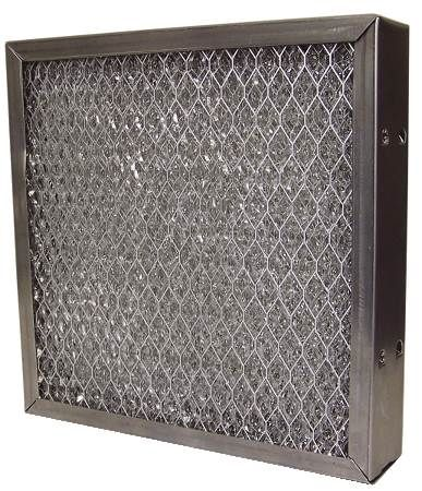 "20""x25""x1"" Aluminum Metal Mesh Mist Eliminator Air Filters"
