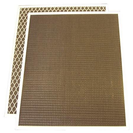 "16""x25""x¼"" Electronic Air Cleaner Metal Mesh Pre-filters"