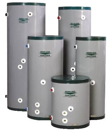 Indirect-Fired Water Heater Partner Series