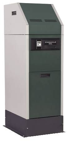 Pinnacle Series Oil Fired Hot Water Boiler Residential, Condensing, Sealed Combustion, Direct Vent