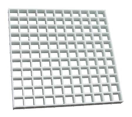 Egg Crate Louvers – Air Return Diffusers 2'x2'x1/2""