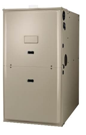"96% AFUE Multi-Position Gas Furnace TM9V Series,Two-Stage, Variable-Speed, 33"" Height"