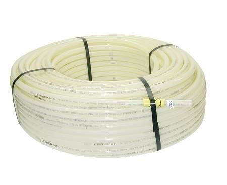 "Natural 5/8"" PEX-C x 1000' with O2 diffusion barrier"