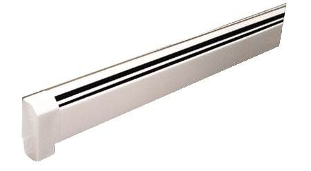 "Hydronic Baseboard Heater Model R, 3/4"" Copper Tube, 3' to 8' Lengths"