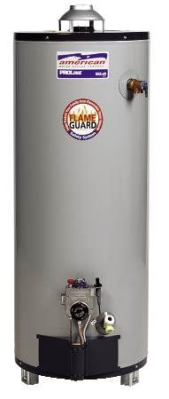Residential Gas Water Heater