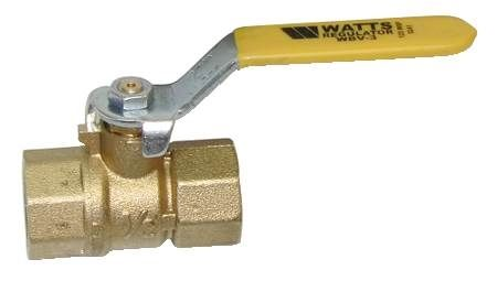 2 IN Lead Free Brass Ball Valve Lead Free