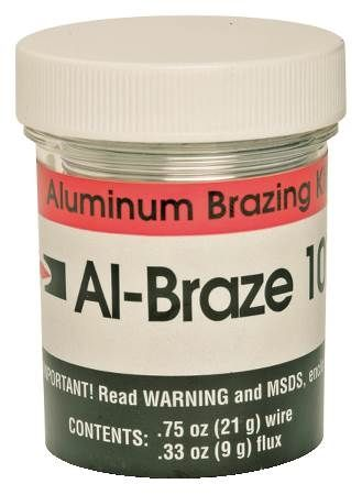 Aluminum Brazing Kit