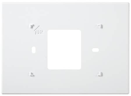 White Cover Plate for VisionPRO® 8000