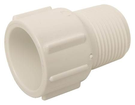 3/4 x 3/4 PVC SLIPxMPT Adapter