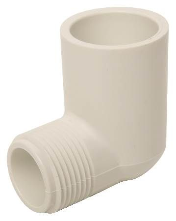 3/4 x 3/4 PVC SLIPxMPT 90 Street Elbow