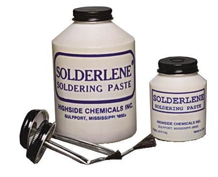 Solderlene Low Temperature Paste Flux
