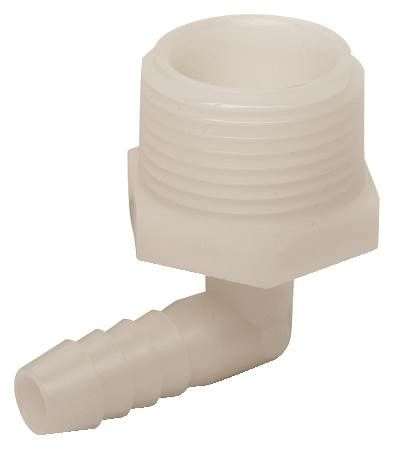 Nylon Condensate Fittings For Use with Vinyl and Other Plastic Tubing