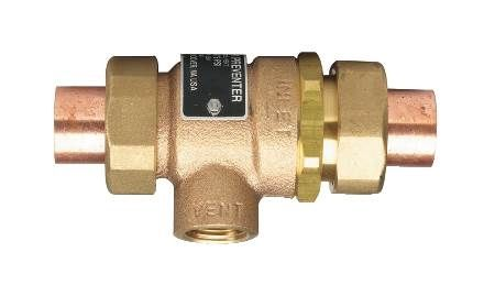 Backflow Preventer with Intermediate Atmospheric Vent Series 9D