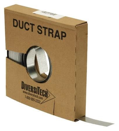 Metallic Duct Strap