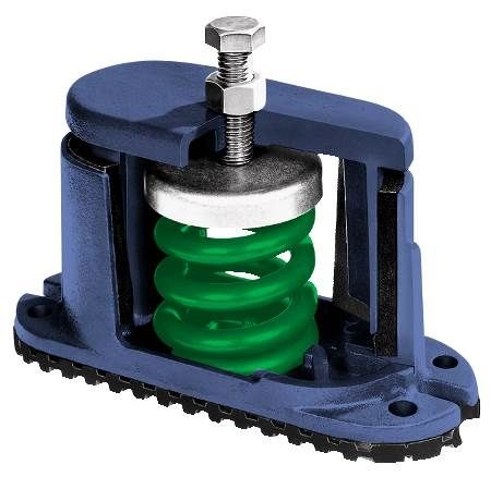 Spring Vibration Isolators