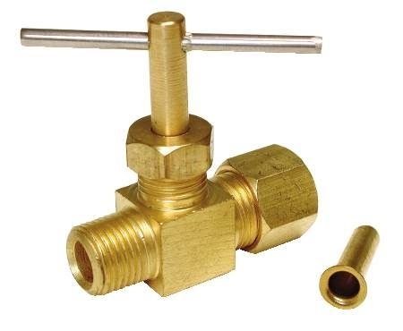 "1/4"" WATER VALVE Brass 1/4"" Straight valve"