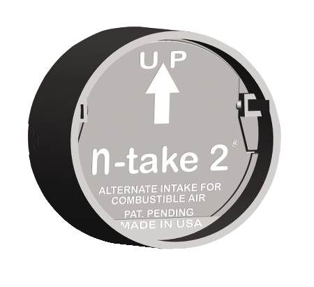 N-take 2® Alternate Intake