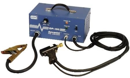 DynAir Weld-On Pin Welder