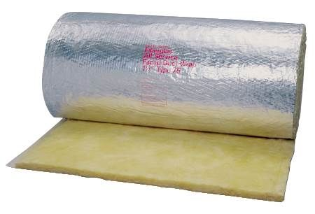 SoftR® Fiberglass Duct Wrap