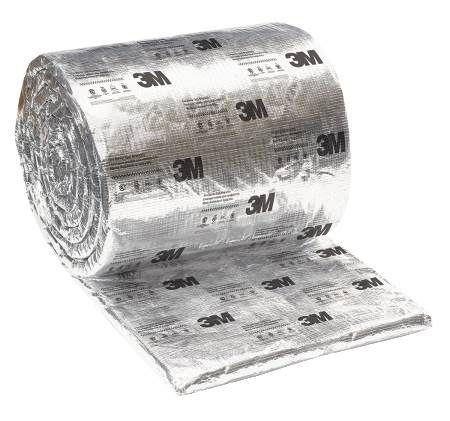 615+ Fire Barrier Duct Wrap