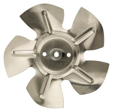 5-Wing Hub Type Fan Blade For CW Rotation Motors (Rotation Shaft End)