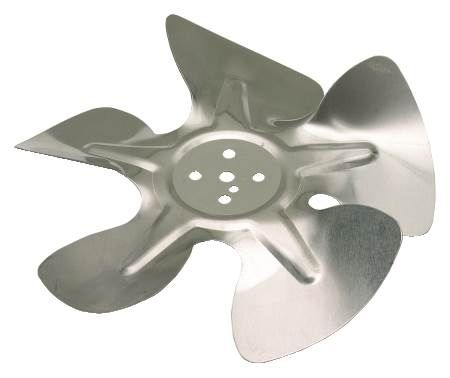 Hubless Aluminum Fan Blade