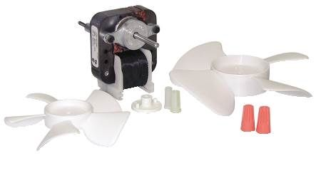 Ventilation And Refrigeration Universal Motor Kits