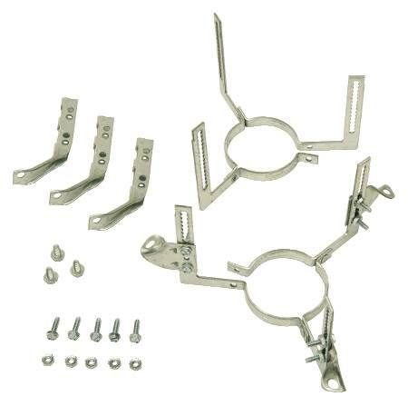 "Direct Drive Blower Mounting Bracket ""Erector Set"" Kit"