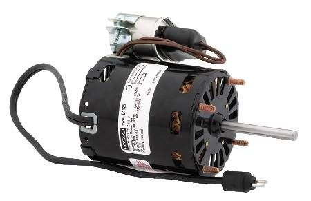Replacement for Bohn Evaporator Coil and Refrigerator Fan Motor