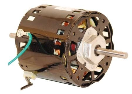 "Fasco 3.3"" Double Shaft Blower Motor"