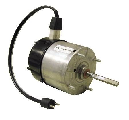 "Arktic 59 Commercial Refrigeration ECM Motor Universal ""Drop-In"" Replacement Motor for Walk-In Evaporator Applications"