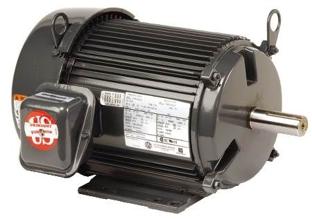 Premium Efficiency Motor Three-Phase, Totally Enclosed Fan Cooled