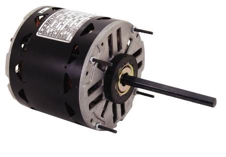 MasterFit® Pro Direct Replacement Multi-Horsepower Motor Direct Drive Fan & Blower Motor