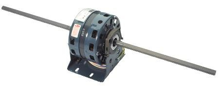 Double Shaft Fan & Blower Fan Motor