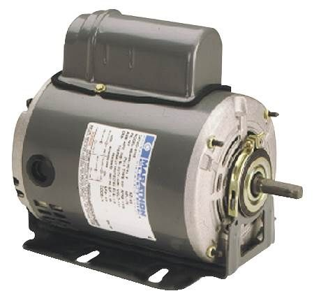 Capacitor Start General Purpose Motor Single-Phase, Dripproof, NEMA Service Factor
