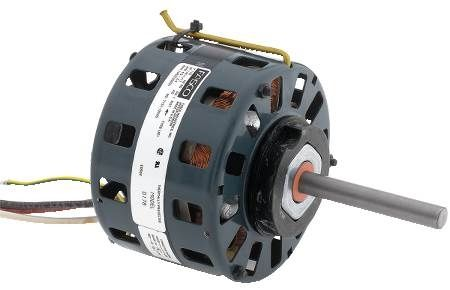 4-Speed Blower Motor For Use on Janitrol, Carrier, Day & Night and Westinghouse