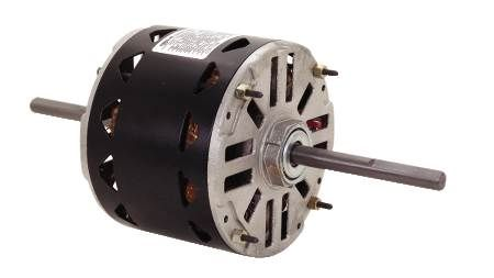 Sears/Whirlpool Replacement Motor for Window Air Conditioners Direct Replacement for Original Delco Inside/Outside Motor (Mounting Plate Not Needed)