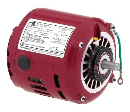 Hot Water Circulating Pump Motor For Bell & Gossett, Armstrong, TACO and Thrush