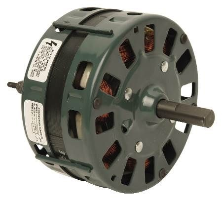 Holly Furnace Blower Motor Manufactured by Lear Seigler & Williams 650 Wall Furnace